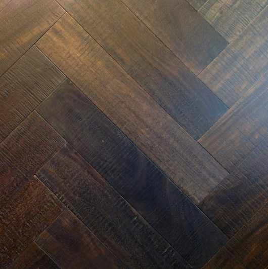 NLH 'Sunset' Slatewood Herringbone