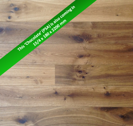 NLH 'Chocolate' Rustic Oak Plank