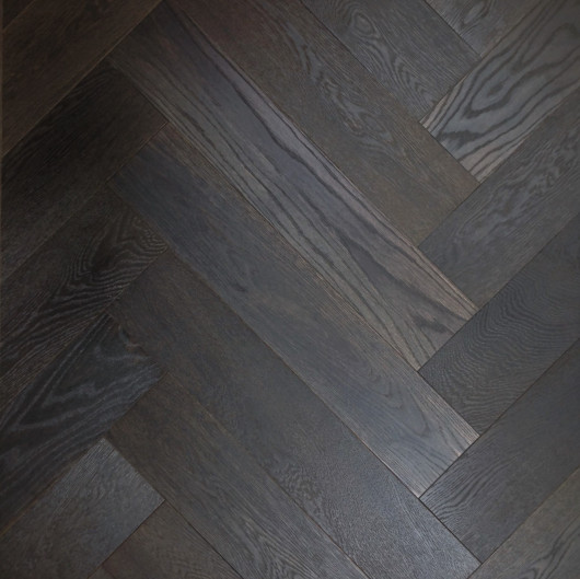 NLH 'Caviar' Herringbone Oak Nature