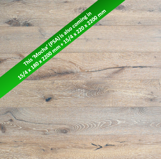 NLH 'Mocha' Rustic Oak Plank